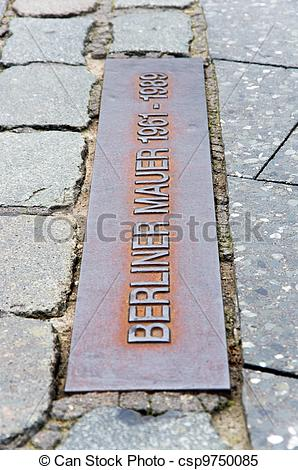 Stock Images of berlin wall berliner mauer.