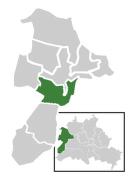 Wilhelmstadt.