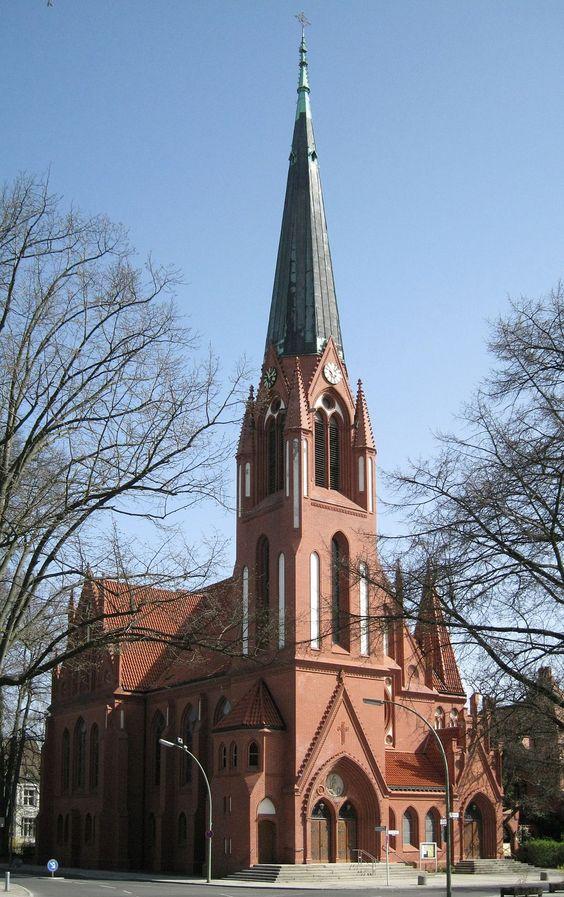 Pauluskirche Berlin.