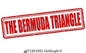 Bermuda Triangle Clip Art.