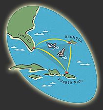 Bermuda Triangle.