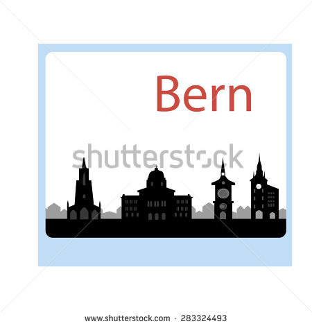Bern Outline Vector Stock Vectors & Vector Clip Art.