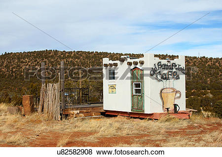 Pictures of old santa fe trail cafe bernal new mexico nm u82582908.