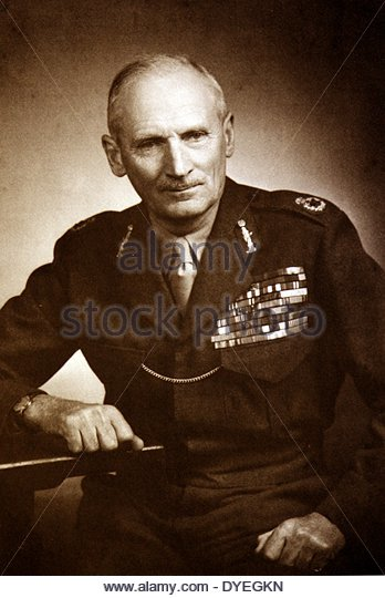 Bernard Law Montgomery Stock Photos & Bernard Law Montgomery Stock.