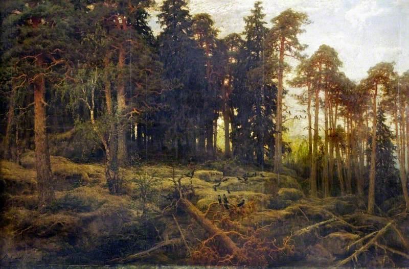 Berndt Lindholm (1841.