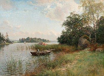 Berndt Lindholm.