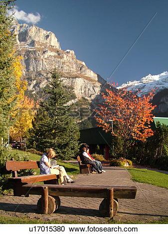 Stock Photography of Switzerland, Europe, Bern, Berne, Grindelwald.