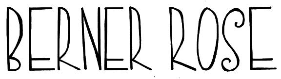 Berner Rose — Helvetic Kitchen.