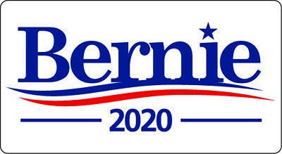 Bernie 2020.