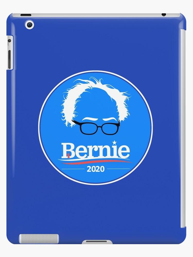 \'Bernie 2020\' iPad Case/Skin by mavisshelton.