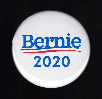 BERNIE 2020 button Sanders For President campaign logo 1.