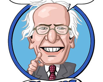 Bernie Sanders Clipart (100+ images in Collection) Page 2.