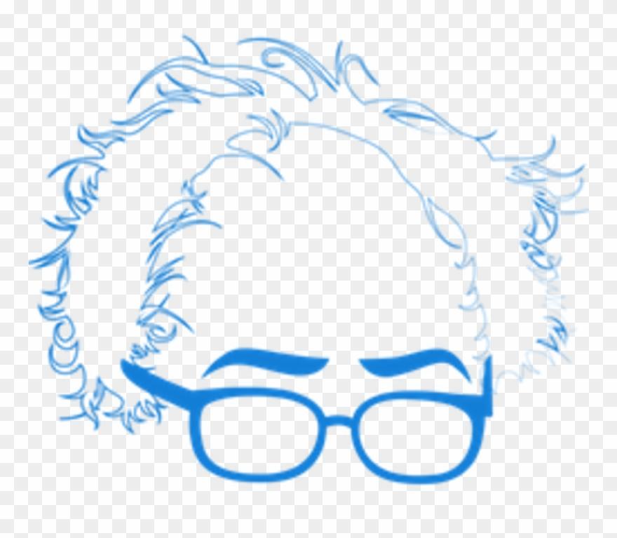 Bernie Sanders Show Clipart (#3506673).