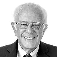 18 Questions With Bernie Sanders.