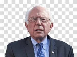 Bernie Sanders transparent background PNG clipart.
