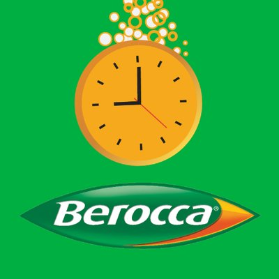 Berocca Ireland Statistics on Twitter followers.