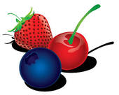 Berries Clipart Royalty Free. 37,508 berries clip art vector EPS.
