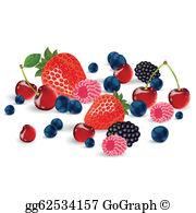 Berries Clip Art.