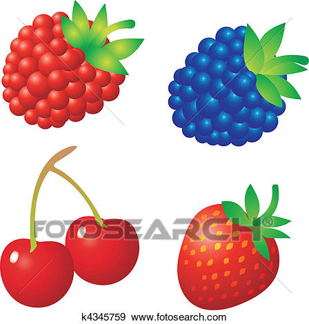 Berry clipart 3 » Clipart Station.