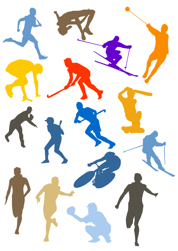 Free Sport Clipart.