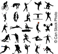 Sport Illustrations and Clipart. 471,899 Sport royalty free.