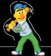 Bert clipart #5