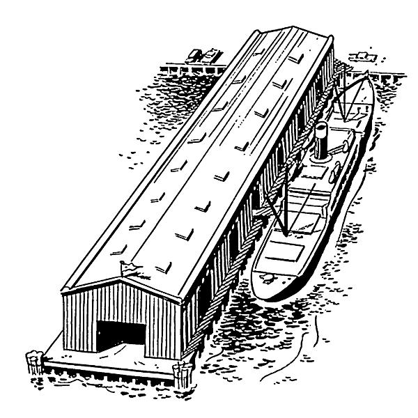 Clipart port.