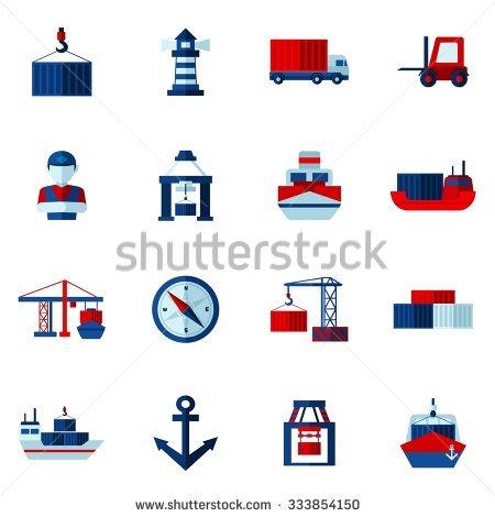 Berth Ship Stock Photos, Royalty.