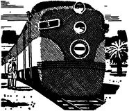Berths Stock Illustrations.