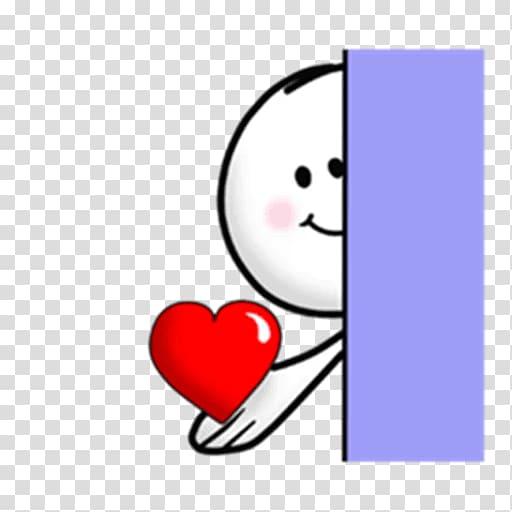 Love Sticker Telegram Attitude , others transparent.