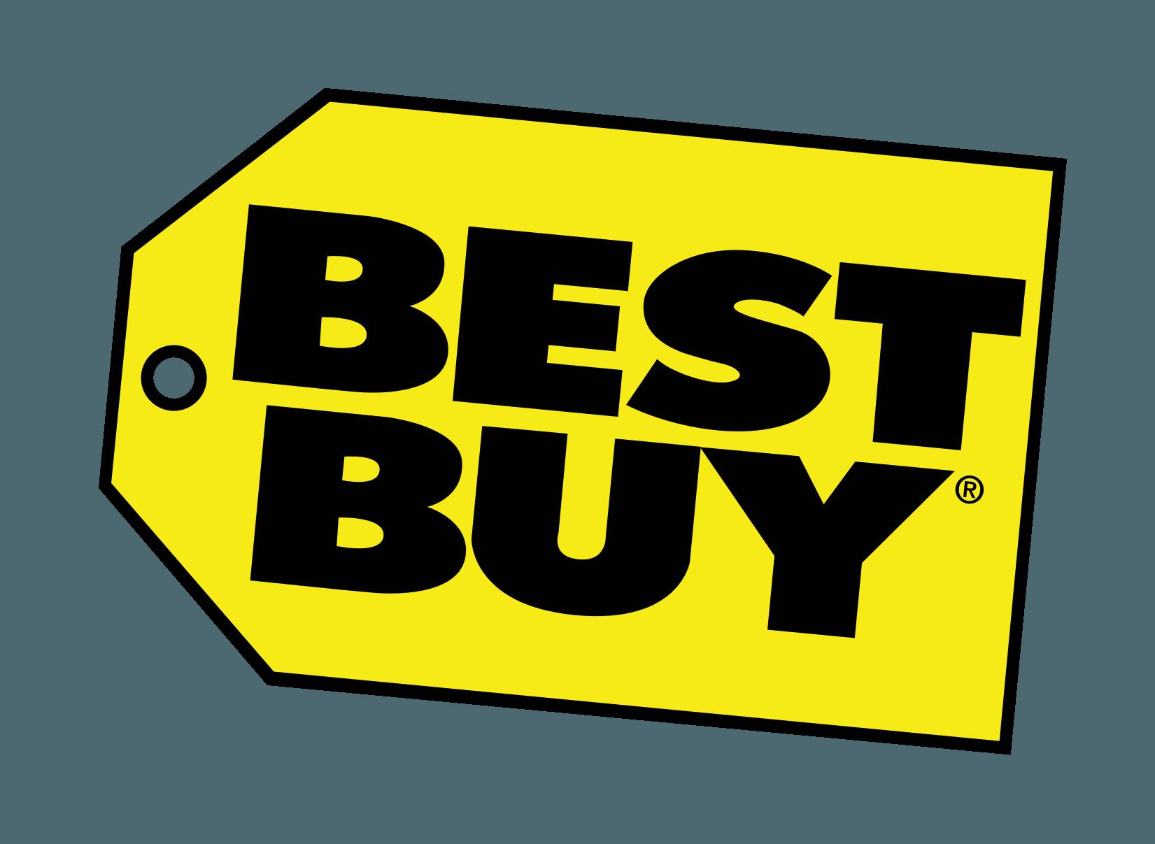 Best Buy Logo PNG Transparent.