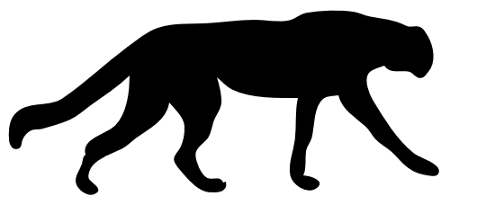 Best Cheetah Clipart #15018.