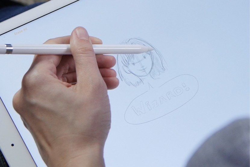 Best drawing apps for iPad and Apple Pencil.