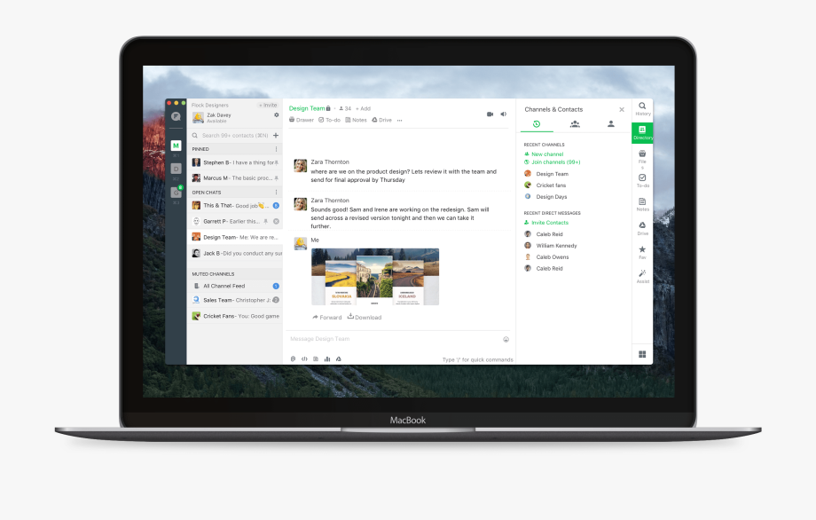 Download The Best Business Team Chat App For Mac.