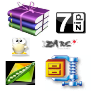 Top 5 File Compression Softwares Free Download For Windows.