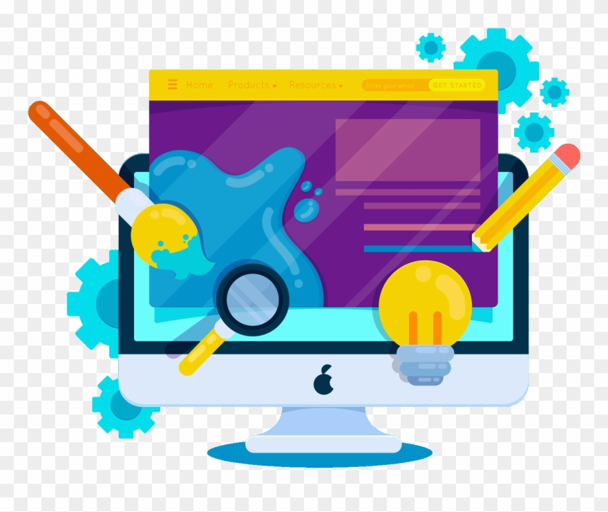 Thinkcode Is The Best Website Development Company In Clipart.