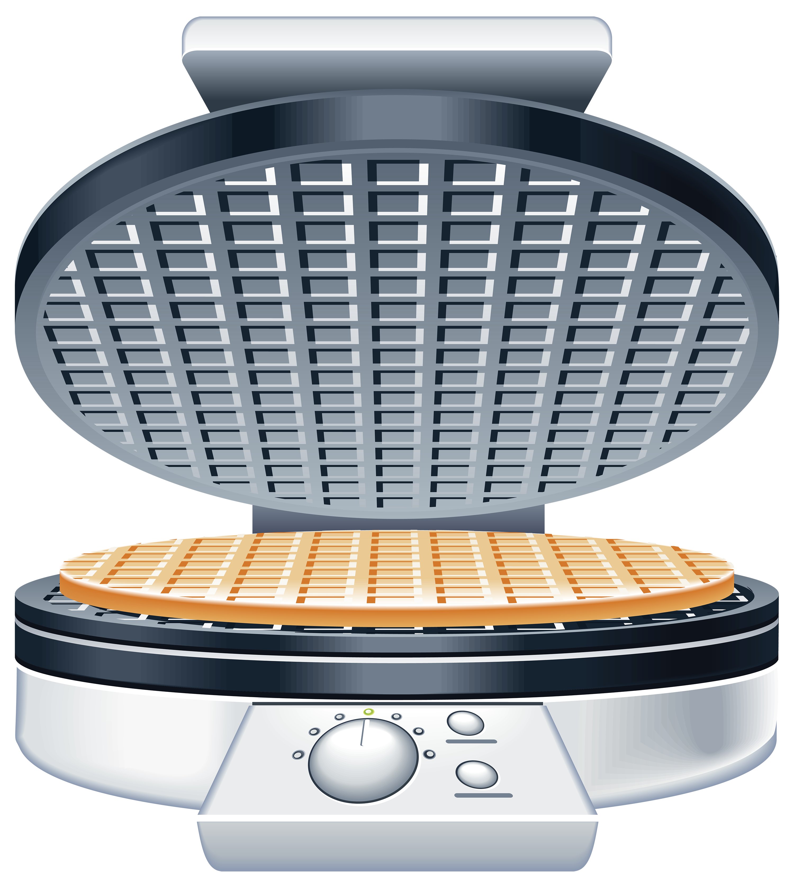 Waffle Maker PNG Clipart.
