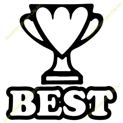 this Best Trophy Clip Art..