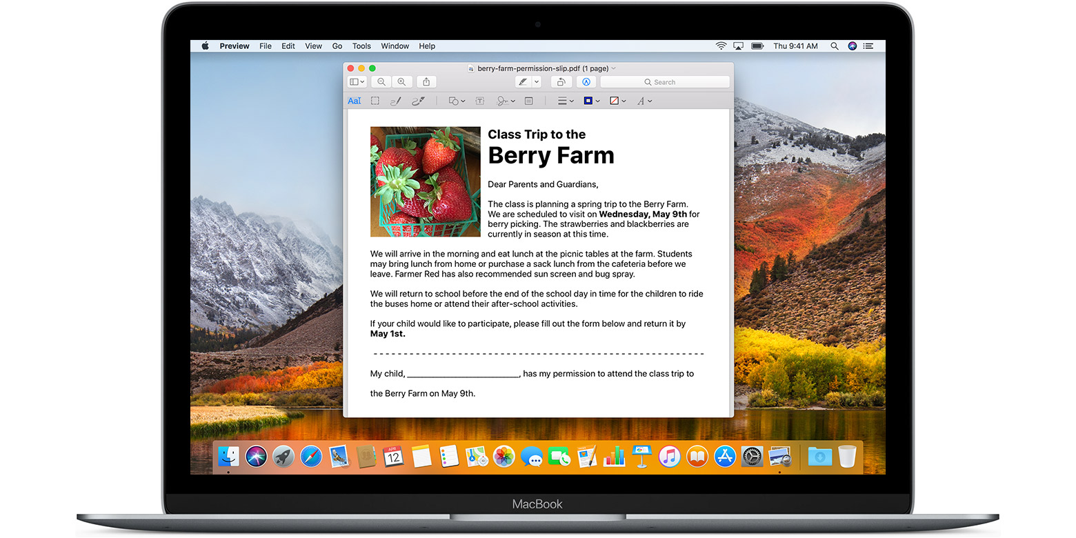 How to edit images and mark up PDFs with Preview on your Mac.