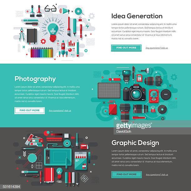 60 Top Graphic Designer Stock Illustrations, Clip art, Cartoons.