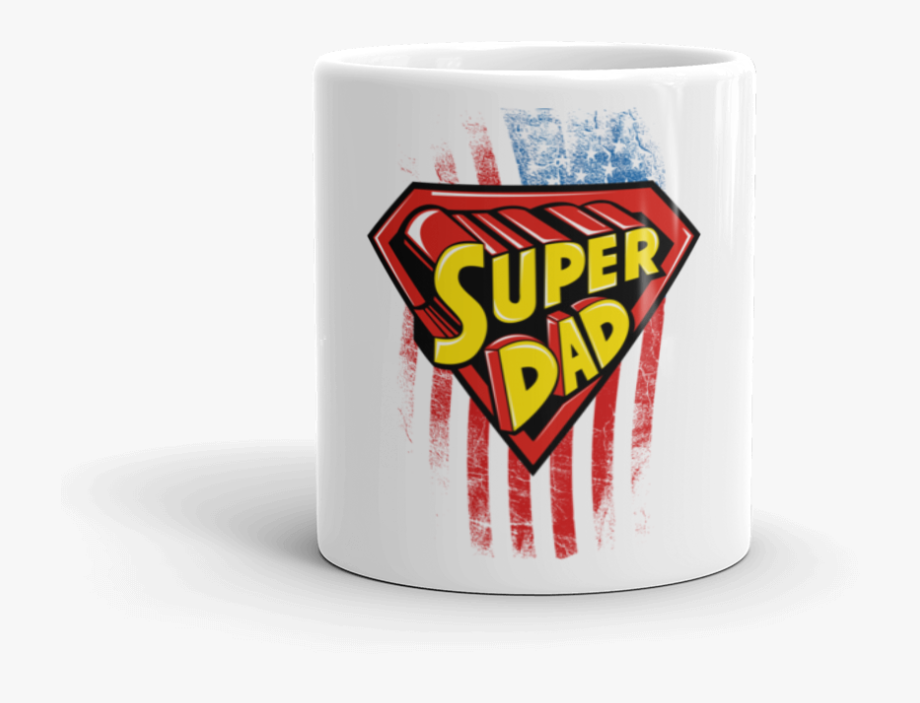 Load Image Into Gallery Viewer, Super Dad Mug.