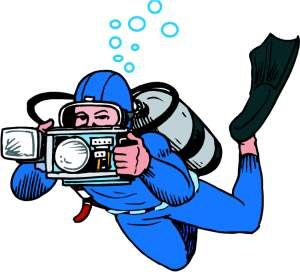 Scuba diving is a form of underwater diving in which a diver.
