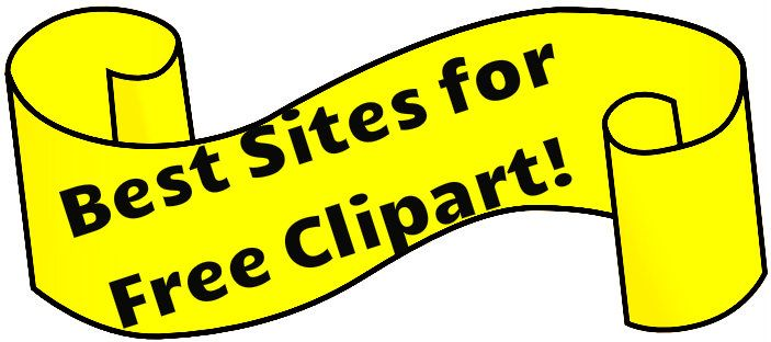 Best Sites for Free Clipart!.