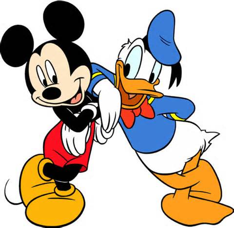 Mickey Mouse Clip Art Best.