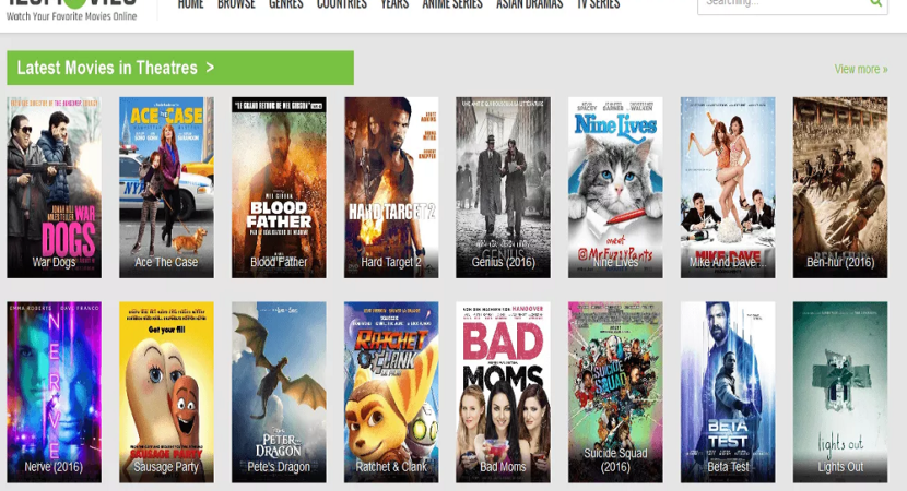Best Free Movie sites like 123movies.