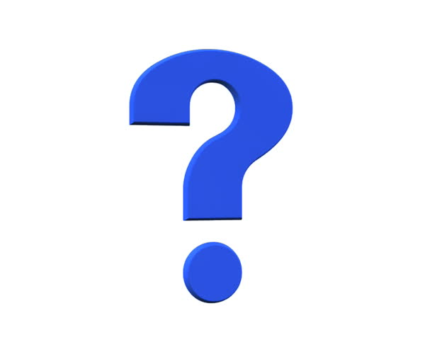 Question Mark Clipart Free.