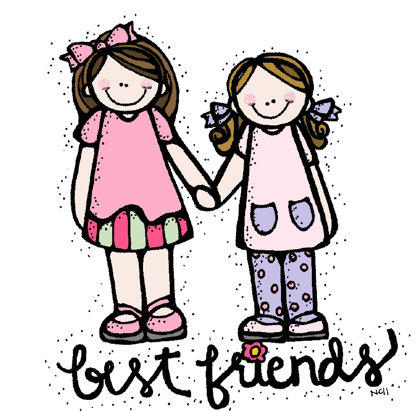 Picture Of Friends Clipart.
