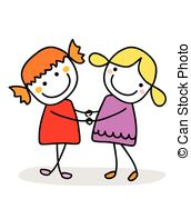 Best friends Clipart and Stock Illustrations. 5,049 Best friends.