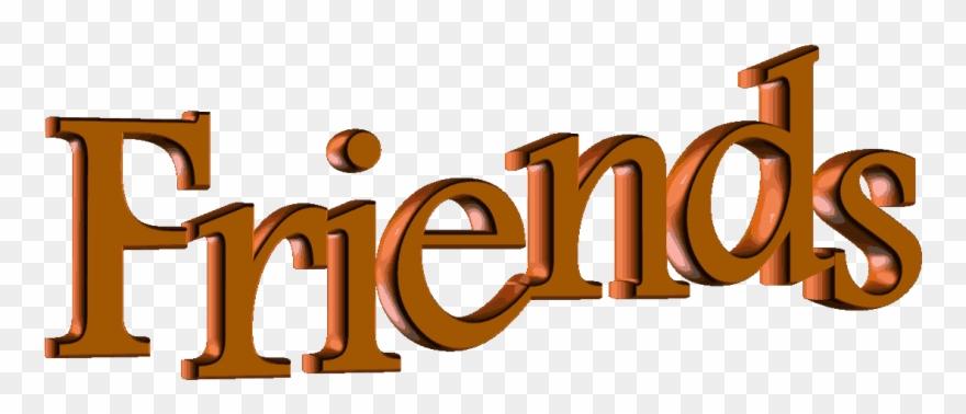 Friends Word Clipart Free Download Best Friends Word.