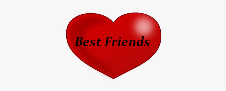 Best Friends Heart.